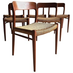 Mid Century Modern Dining Room Chairs 3 315 For Sale At