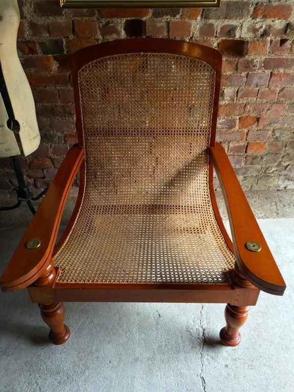 Plantation Chair Planters Armchair Bergere At 1stdibs