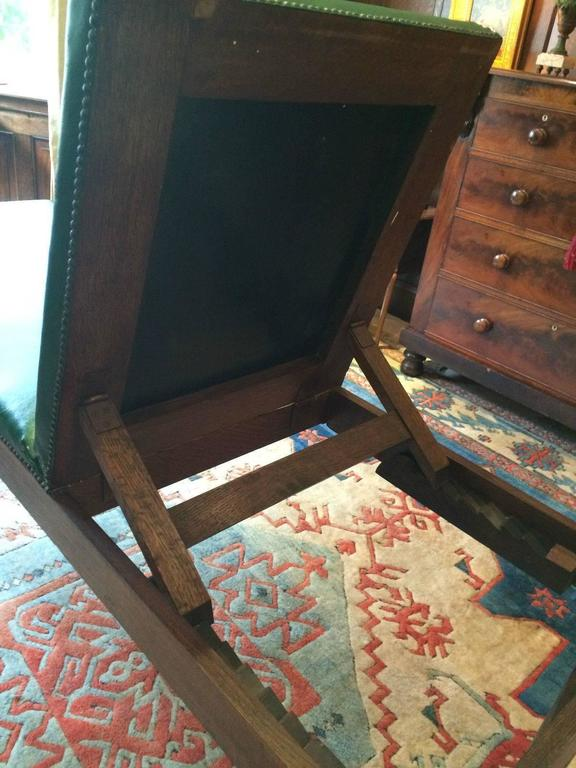 Antique Treatment Table Doctors Therapy Solid Oak