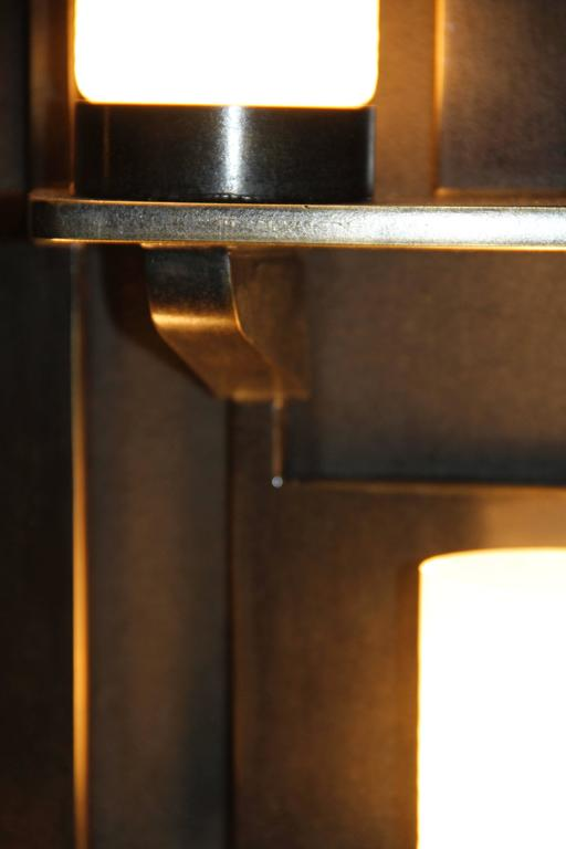 Large Sconce by John-Paul Philippe In Excellent Condition For Sale In New York, NY