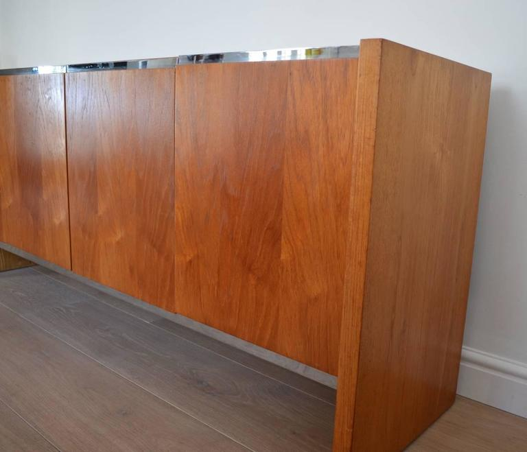 Mid-Century Modern Richard Young for Merrow Associates Sideboard For Sale