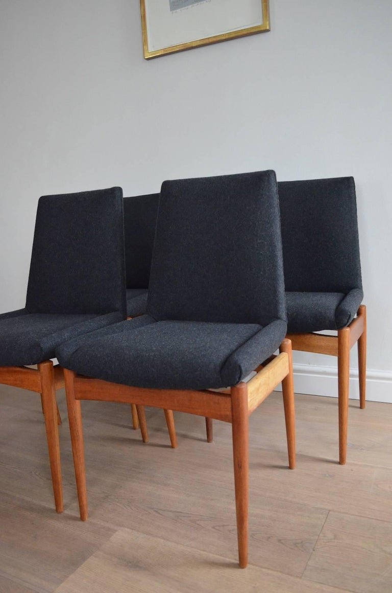 Robert Heritage Hamilton Dining Chairs At 1stdibs