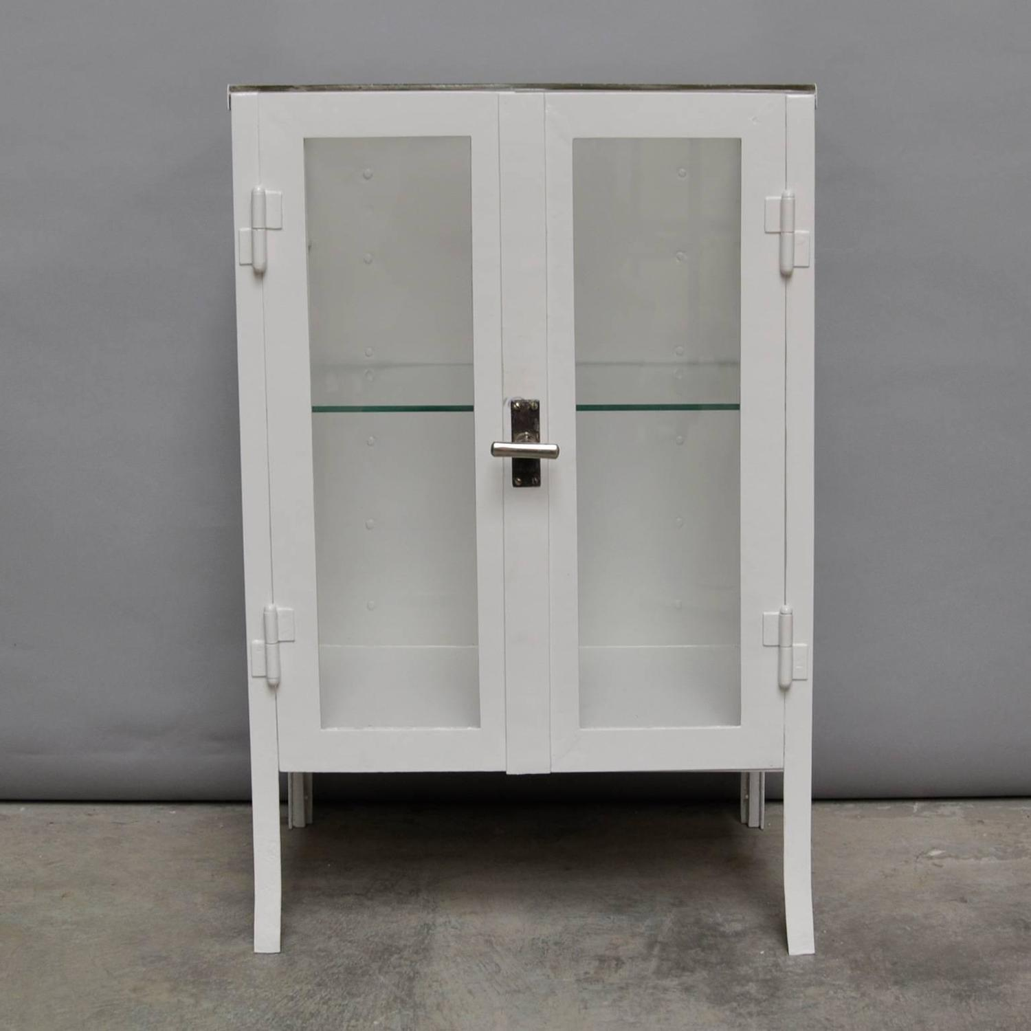 Small Hospital Cabinet 1940s For Sale At 1stdibs