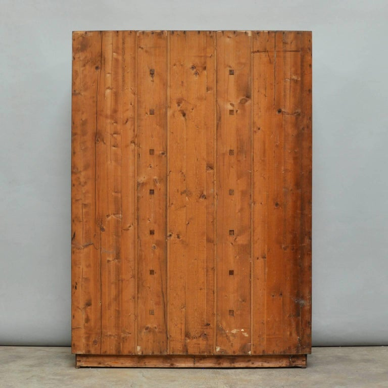 Vintage Pine Chest of Drawers, 1940s For Sale 5