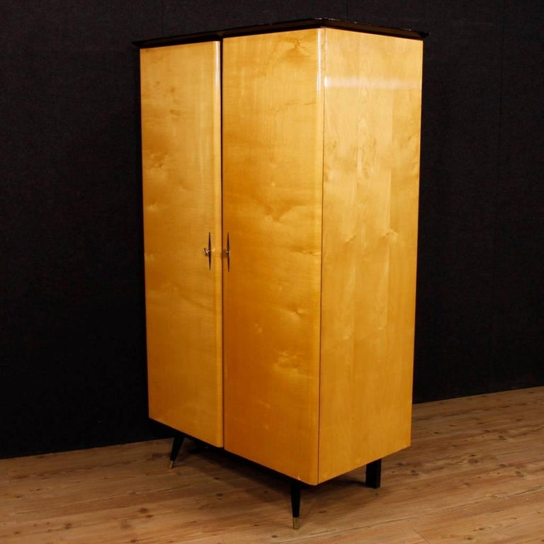 French design wardrobe in wood 20th century for sale at for French furniture designers 20th century