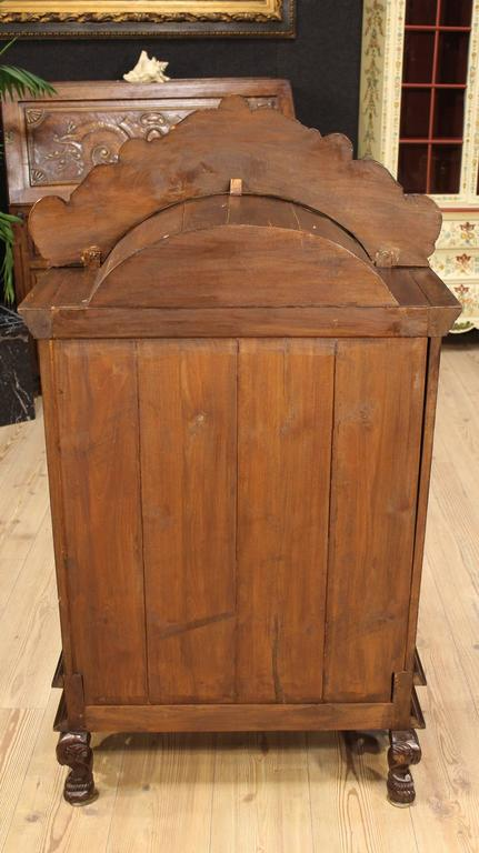 20th Century Cabinet Made From Carved Wood For Sale At 1stdibs
