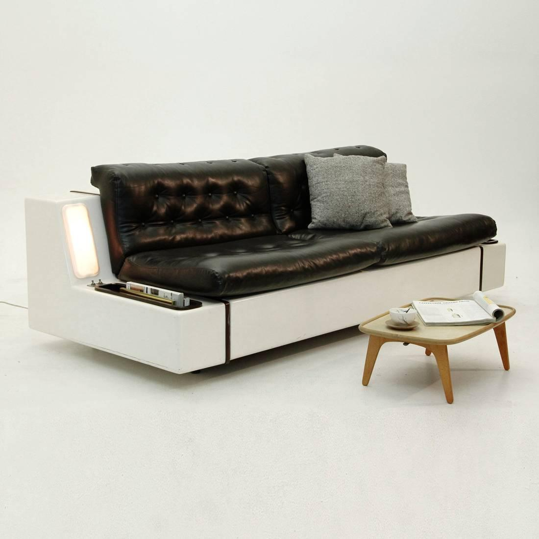Mid-Century Italian Sofa Bed, 1960s At 1stdibs