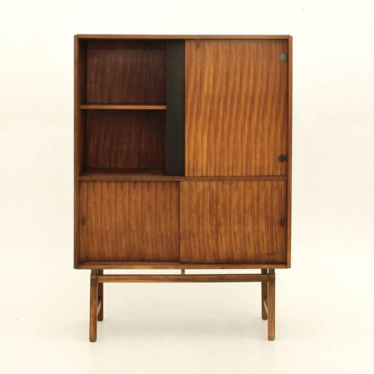 Selex Cabinet by Barovero Torino, 1960s at 1stdibs