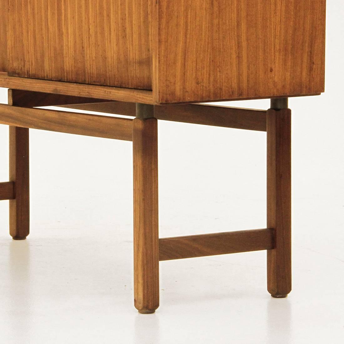 Selex Cabinet By Barovero Torino 1960s For Sale At 1stdibs