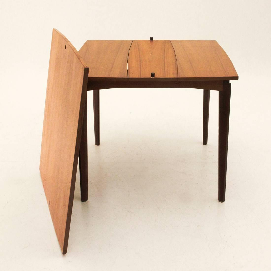 Italian Folding Dining Table 1950s For Sale at 1stdibs : MG8619z from www.1stdibs.com size 1100 x 1100 jpeg 57kB