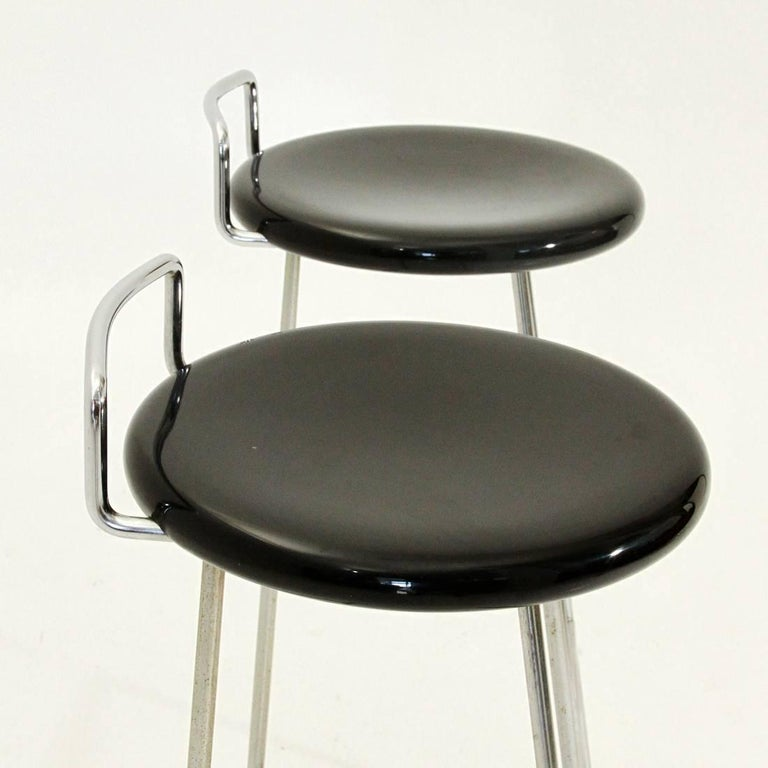 Two Stools By Georges Coslin For Dada For Sale At 1stdibs