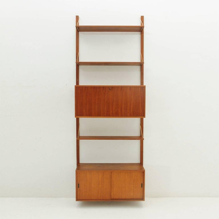 Italian library of production of the 1950s.