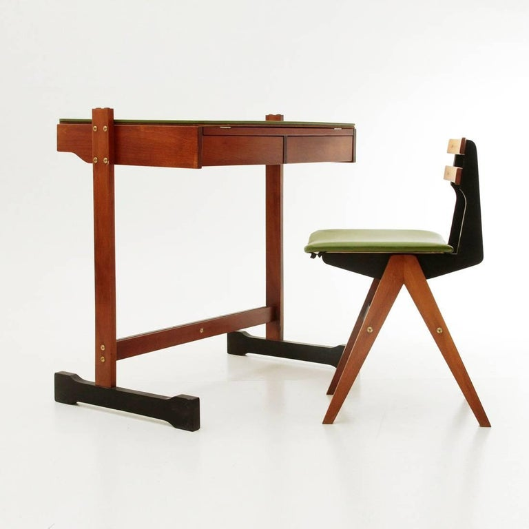 Desk And Chair By Reguitti At Stdibs - Liftable table