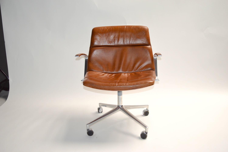 Preban Fabricius Desk Chair At 1stdibs
