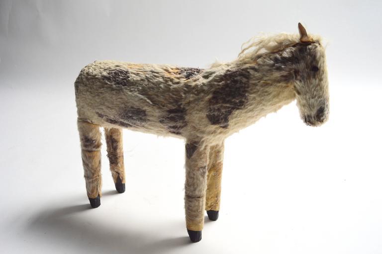 Mid-20th Century Folk Art Horse For Sale
