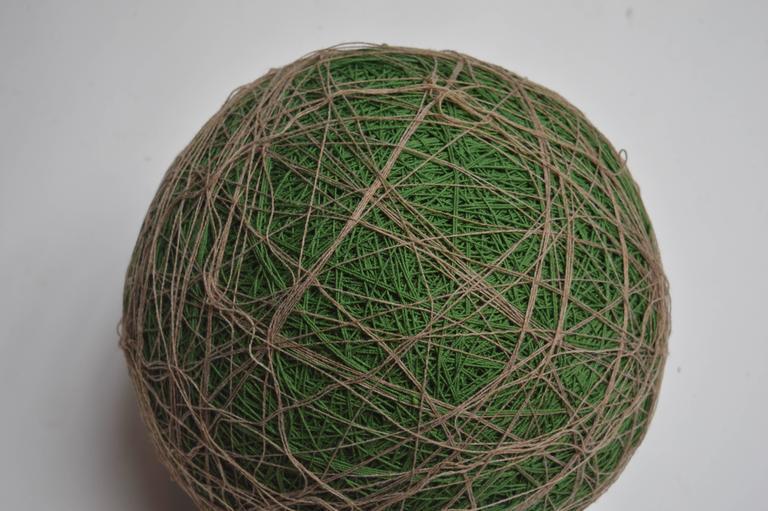 Massive Yarn Ball Stool For Sale 1