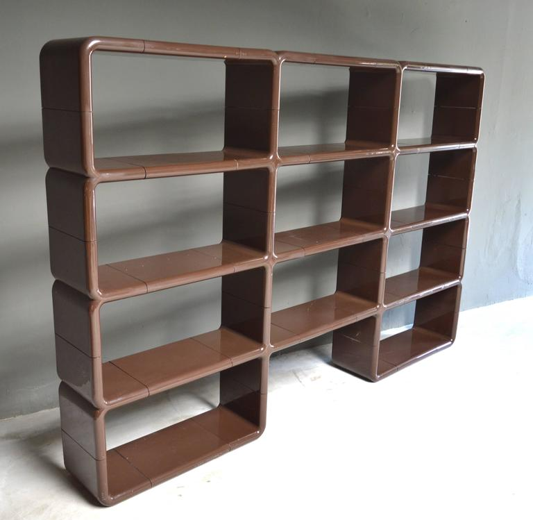 bookcases bookcase book ngww plastic shelves me clear