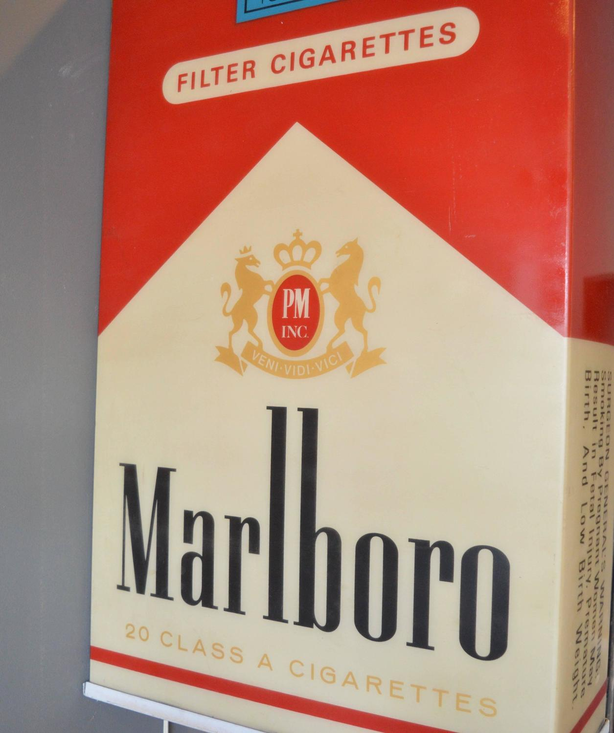 Cigarettes Marlboro tax Florida