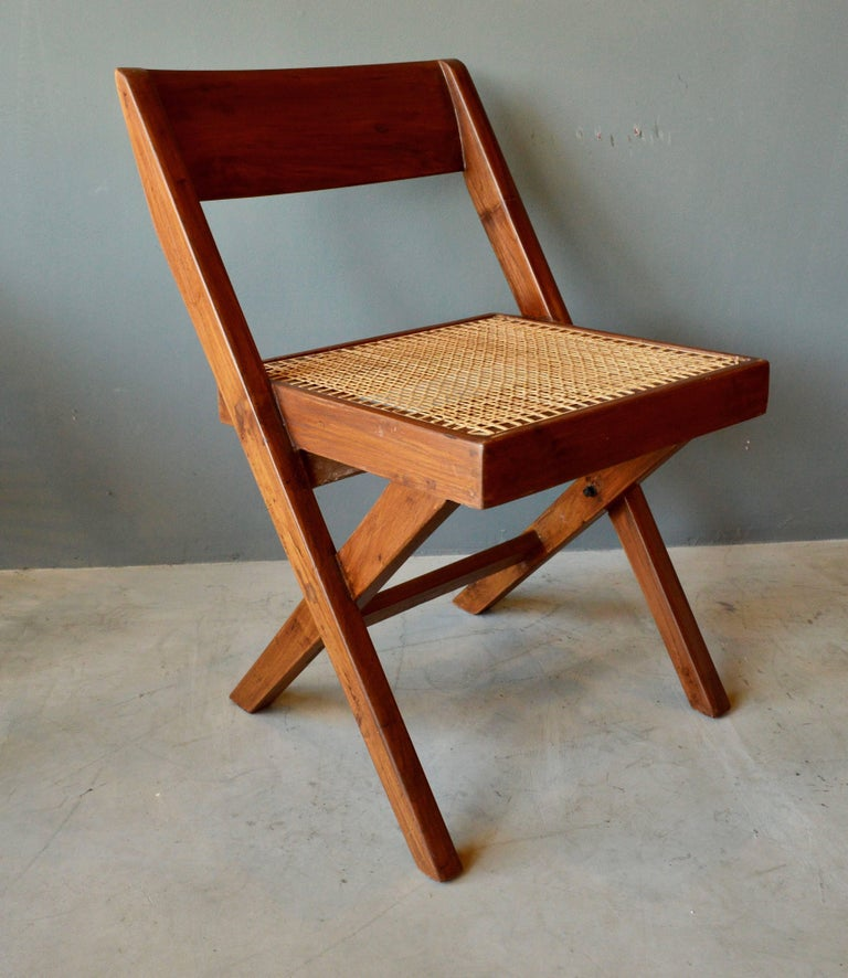Pierre Jeanneret Library Chair 2