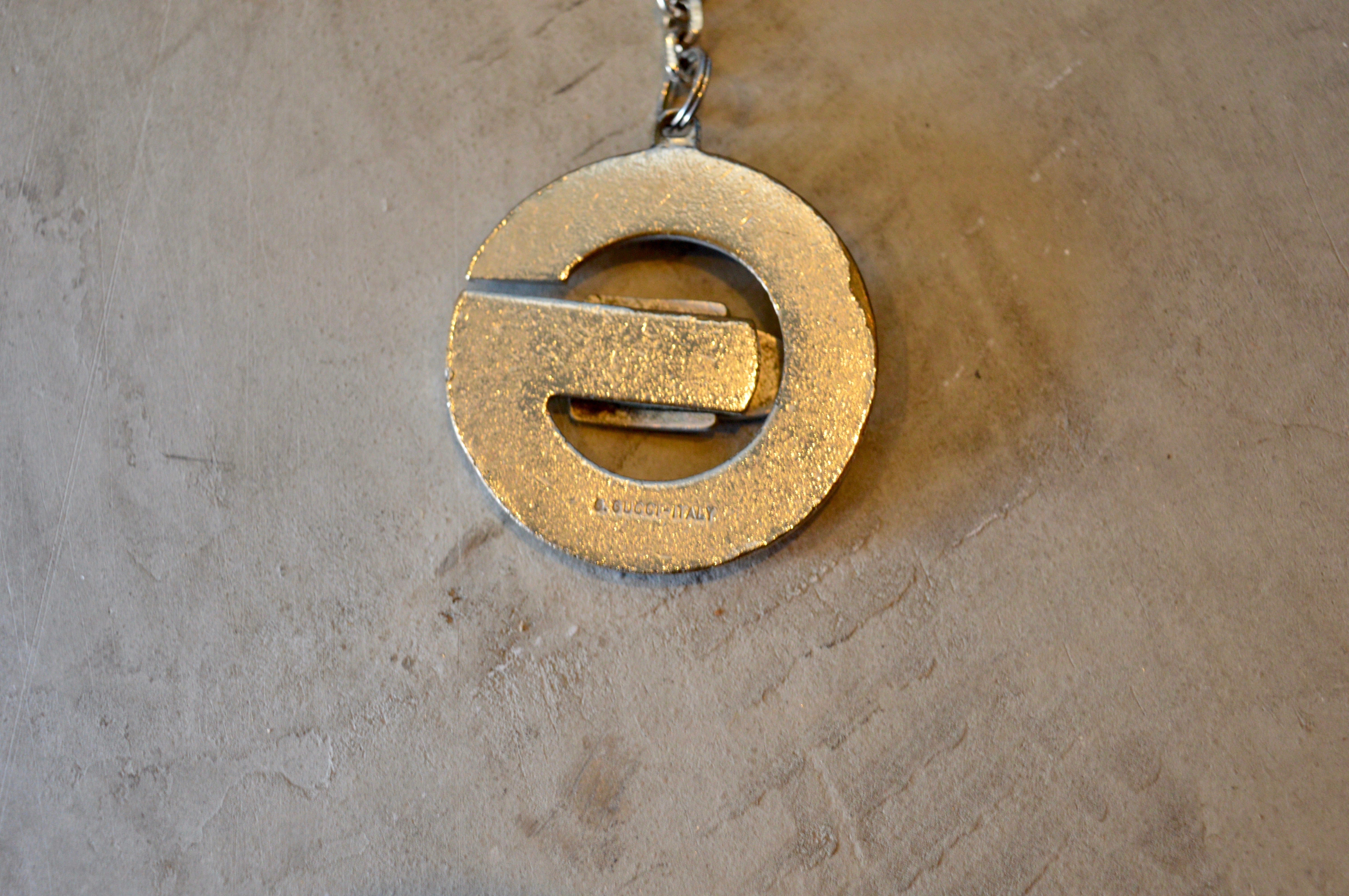 32694140ee7 Vintage Gucci Keychain For Sale at 1stdibs