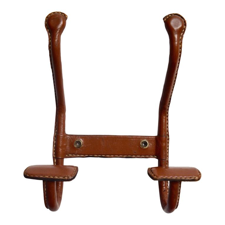 Jacques Adnet Coat Hook