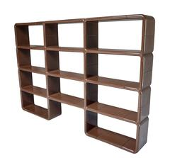 "Massive ""Umbo"" Shelving Unit by Kay Leroy Ruggles"