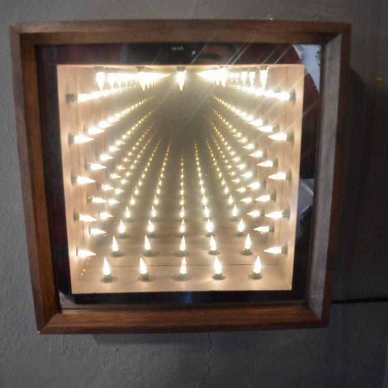 American Vintage Infinity Mirror For