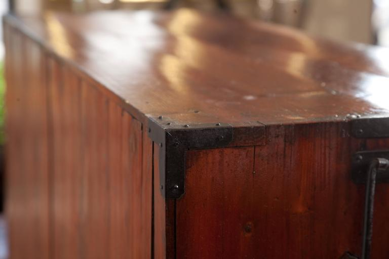 Antique Japanese Tansu Chest For Sale at 1stdibs