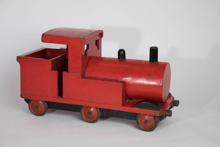 Schoolhouse Red Train For Sale