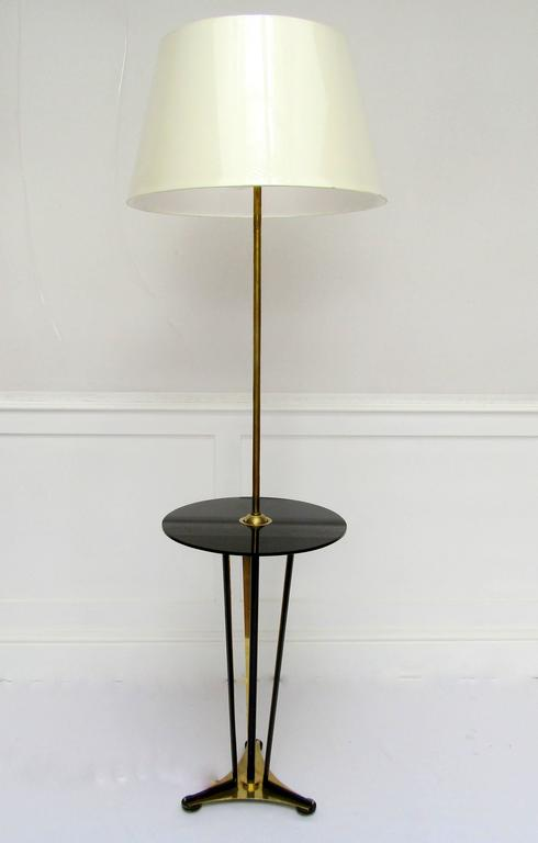 Slim Tripod Floor Lamp