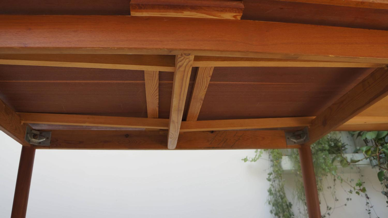 Scandinavian Danish Modern 1950s Rectangular Teak Wooden