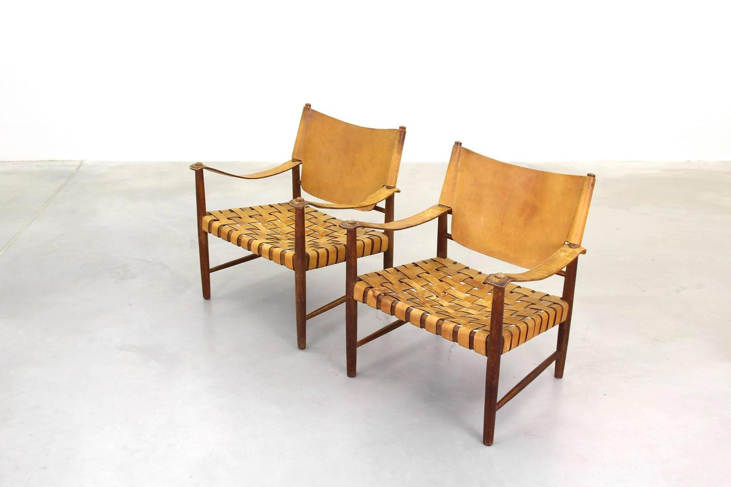 Beautiful safari lounge chairs in the style of b rge for Lounge chair kopie