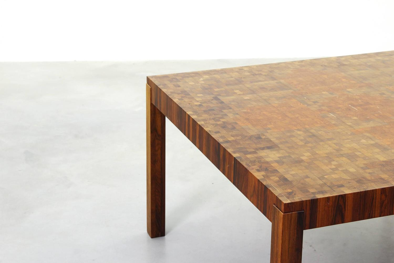 Amazing Danish Coffee Table By Poul Cadovius Rosewood At 1stdibs