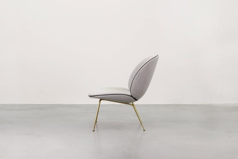 Beautiful lounge chair by gamfratesi for gubi at 1stdibs for Lounge chair kopie