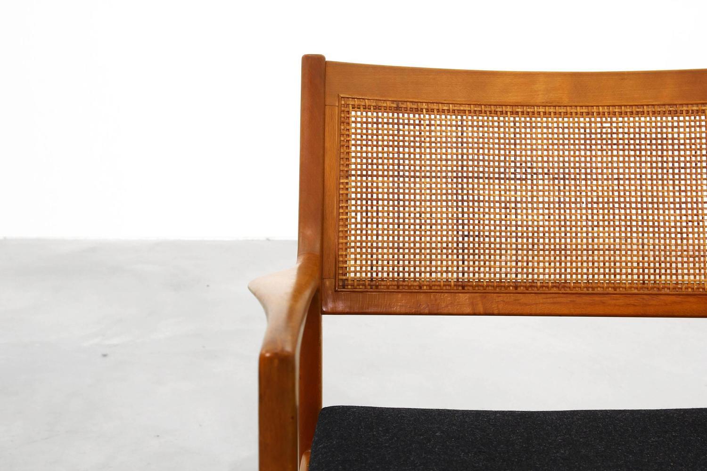 ... Chairs by Karl Erik Ekselius for JOC Mobler Sweden For Sale at 1stdibs