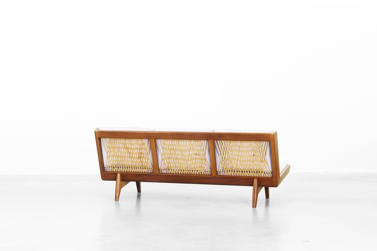 Beautiful Sofa by Carl Gustaf Hiort Af Ornäs, Sweden, 1950 In Excellent Condition For Sale In Berlin, DE