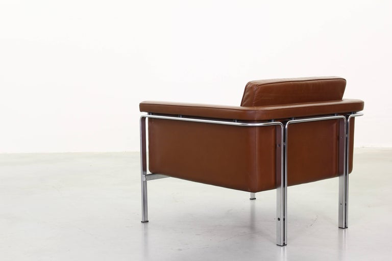 20th Century Lounge Chairs by Horst Brüning for Alfred Kill International For Sale