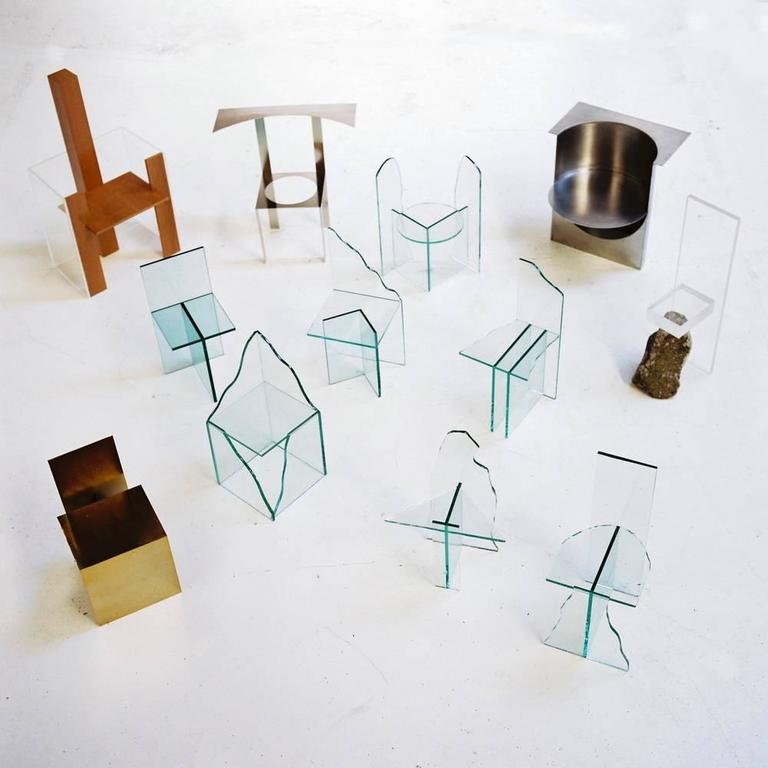Guillermo Santomà MA in Design from Elisava Barcelona. Previous exhibitions include Wer Haus and Palais de Tokyo.  Santomà attracted attention to his work after his total transformation of Casa Horta – an architectonic, artistic intervention in a