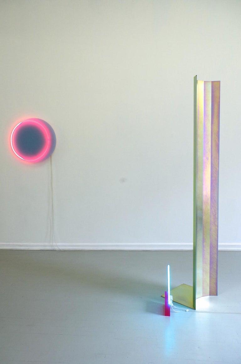 Modern 'Tincture Reflector' Screen by Luuk van den Broek For Sale