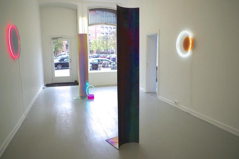 Dutch 'Tincture Reflector' Screen by Luuk van den Broek For Sale