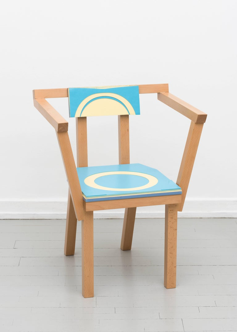 Takkapplie Chair by Clemence Seilles from the exhibition