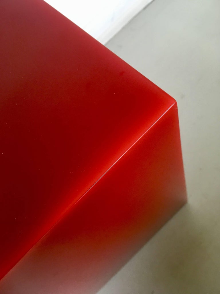 Dutch Candy Cube by Sabine Marcelis, Side Table, 50 cm2 For Sale