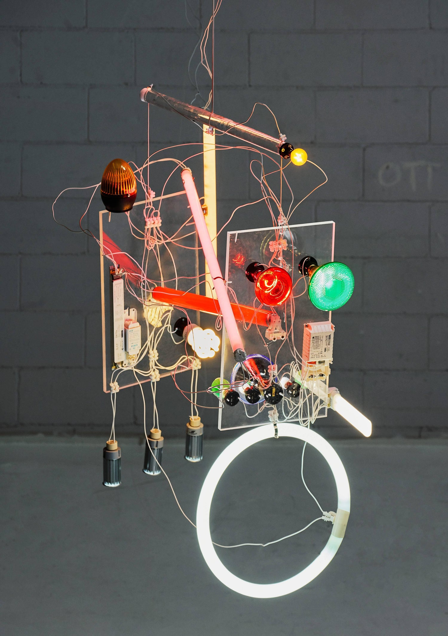 Chandelier By Guillermo Santoma At 1stdibs Wiring Harness