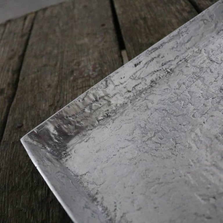 Michael Aram Cast Aluminium Flint Collection Rectangular