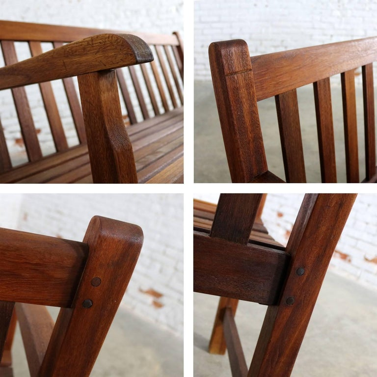 solid liked teak sede popular design well bench outdoor revista