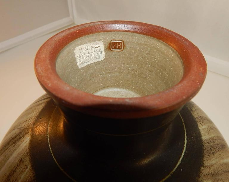 Harrison Mcintosh Studio Pottery Footed Bowl For Sale At