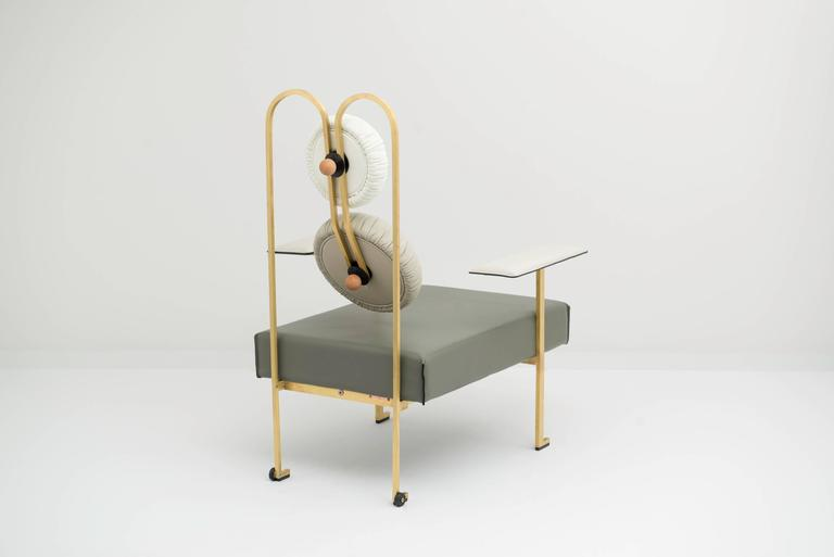 Brass Collection Mario Milana was born in Milan, Italy in 1981 and graduated with a degree in Industrial Design from the Instituto Europeo del Design di Milano in 2003. In 2014 Milana founded his own eponymous studio based in New York and Milan.