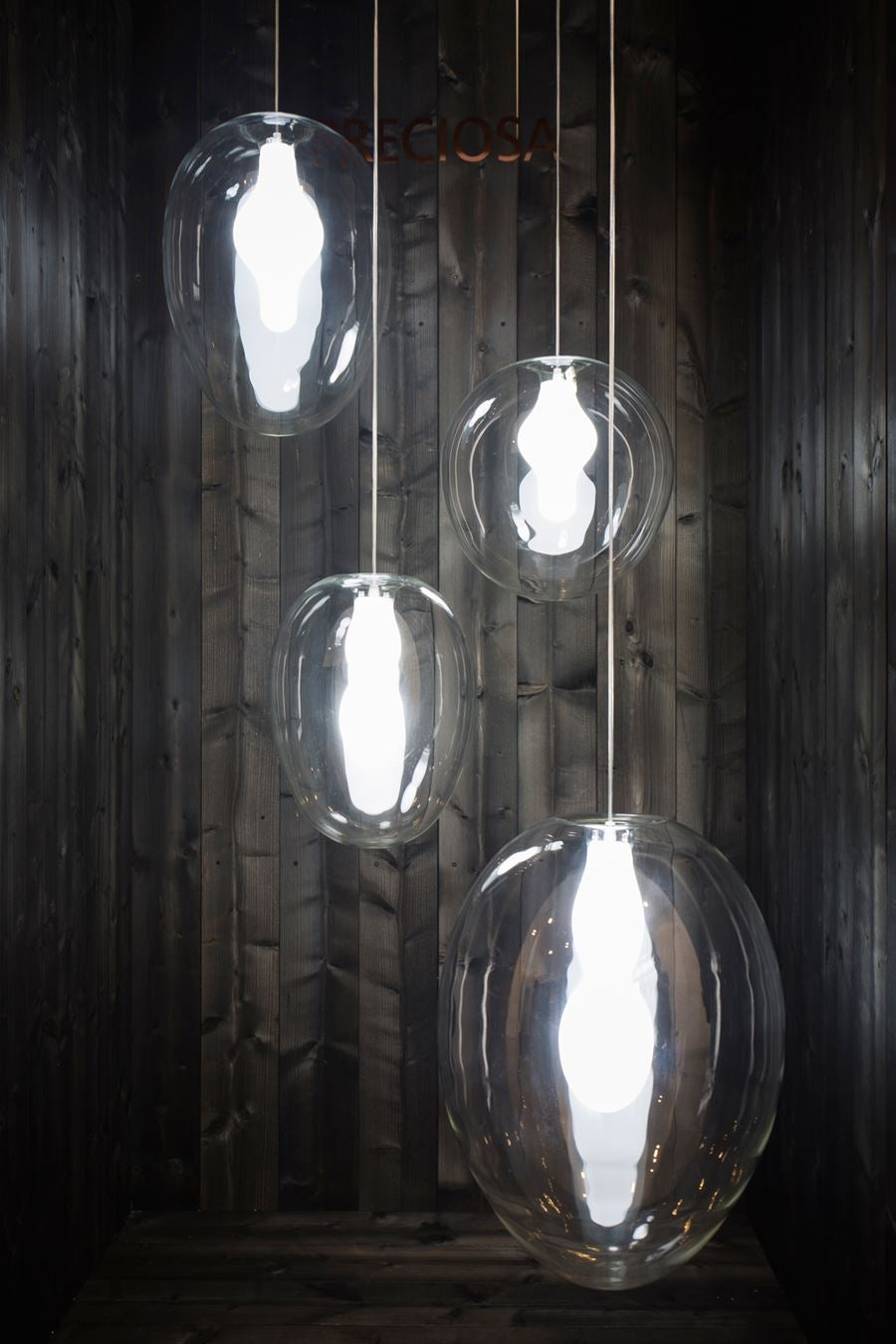 Preciosa soul pendant lights by eva eisler glass mouth blown in preciosa soul pendant lights by eva eisler glass mouth blown in czech republic for sale at 1stdibs aloadofball Image collections