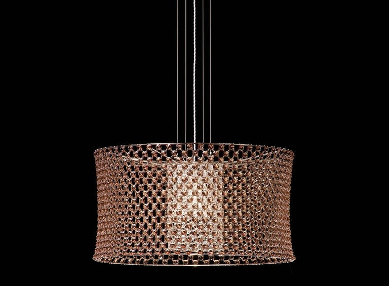Hand-Crafted Aires Pendant Collection by Lolli e Memmoli For Sale