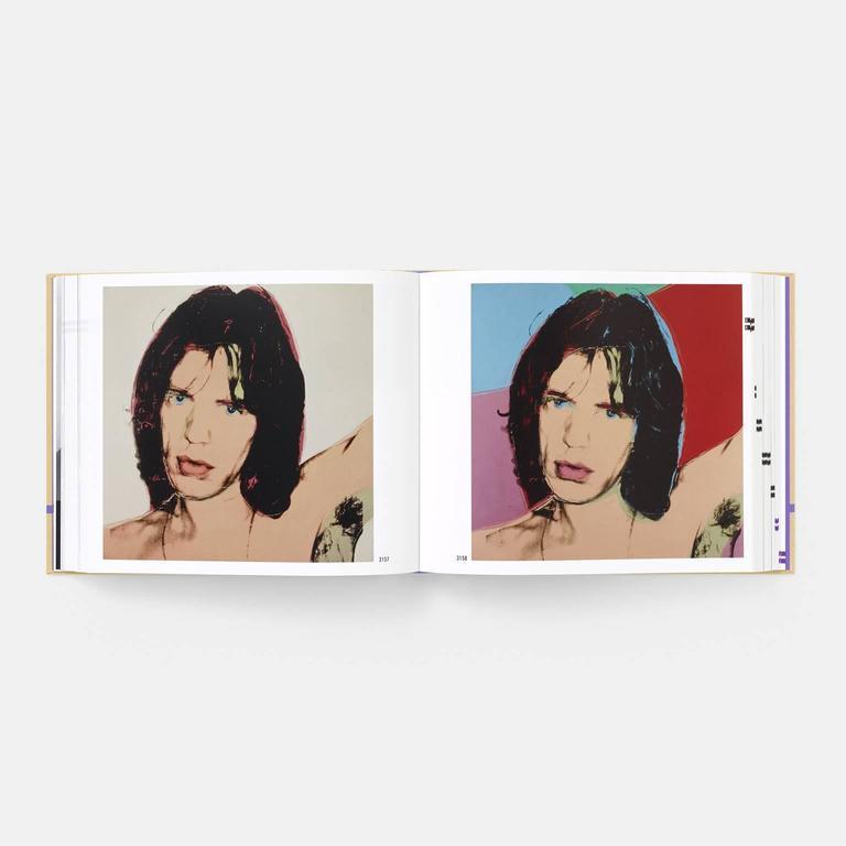 Paper Andy Warhol Catalogue Raisonné Collection Volumes 1-5